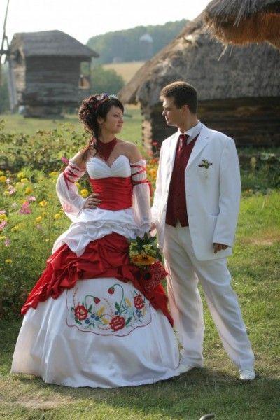 Slavic Wedding Dresses