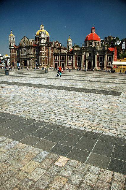 Antigua Basilica de la Villa de Guadalupe