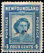 Newfoundland 1947 Elizabeth 21st Birthday Fine Used                    SG 293 Scott 269 Other North American and British Commonwealth Stamps HERE!