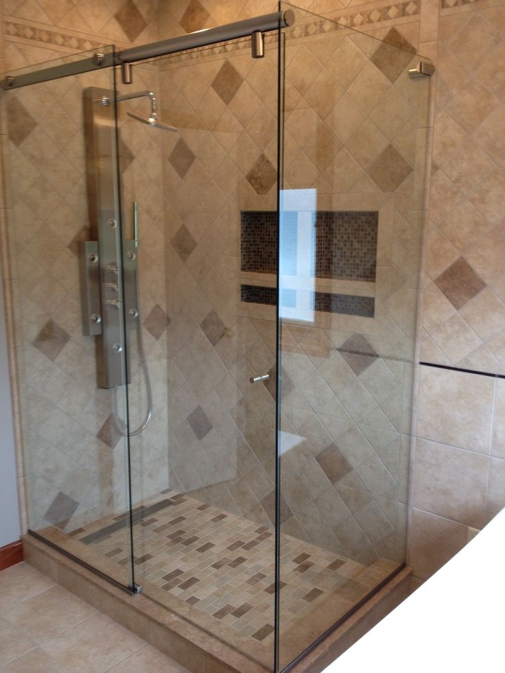 Best Glass Shower Enclosures Ideas Only On Pinterest