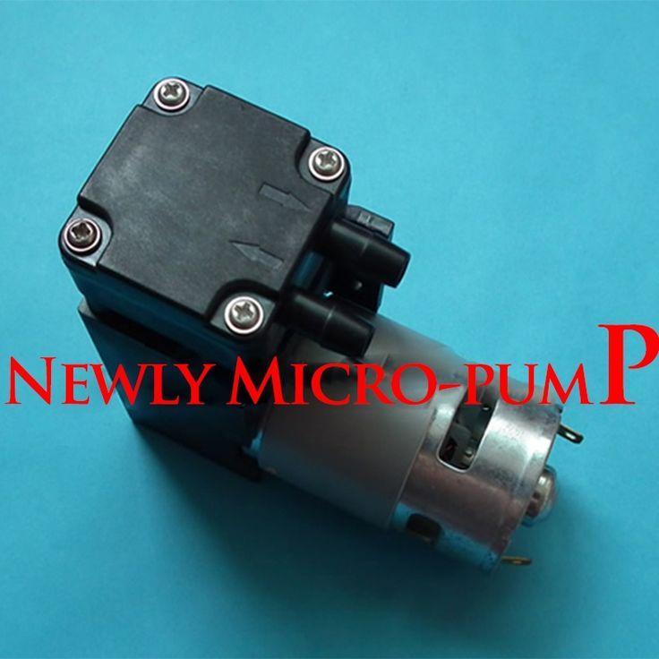 36.80$  Watch here - http://alin7o.shopchina.info/go.php?t=32658688355 - micro-pump DC12V small vacuum suction pump piston 42L 36.80$ #bestbuy