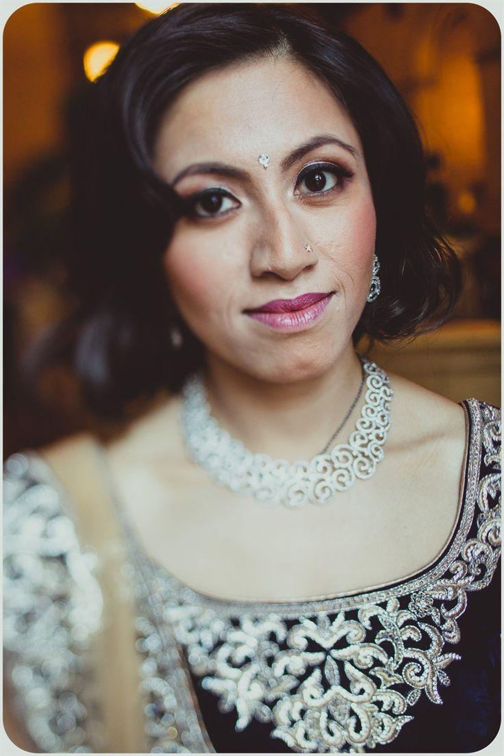 Mika & Neil's Colorful Bengali Gujarati Wedding {Tucson & LA}
