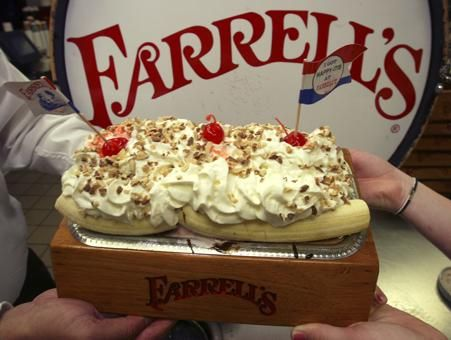 Loved going to Farrell's!! The pig's trough was the greatest...and remember the zoo????