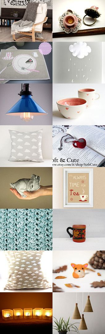 Rainy day at home by Maria Caterina Delucis on Etsy--Pinned with TreasuryPin.com