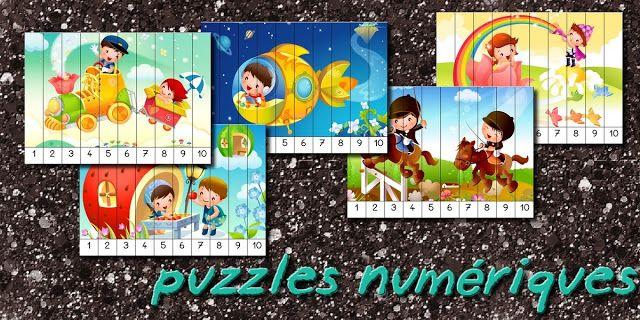 Puzzles numériques