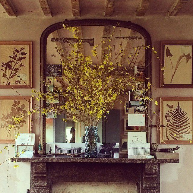Amanda Brooks Gives Us a Glimpse Into Her English Country House