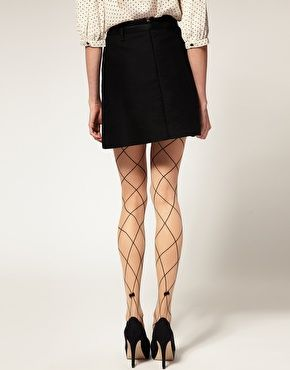Diamond Bow... Wolford Love... Today's Gilt so I will stock up!