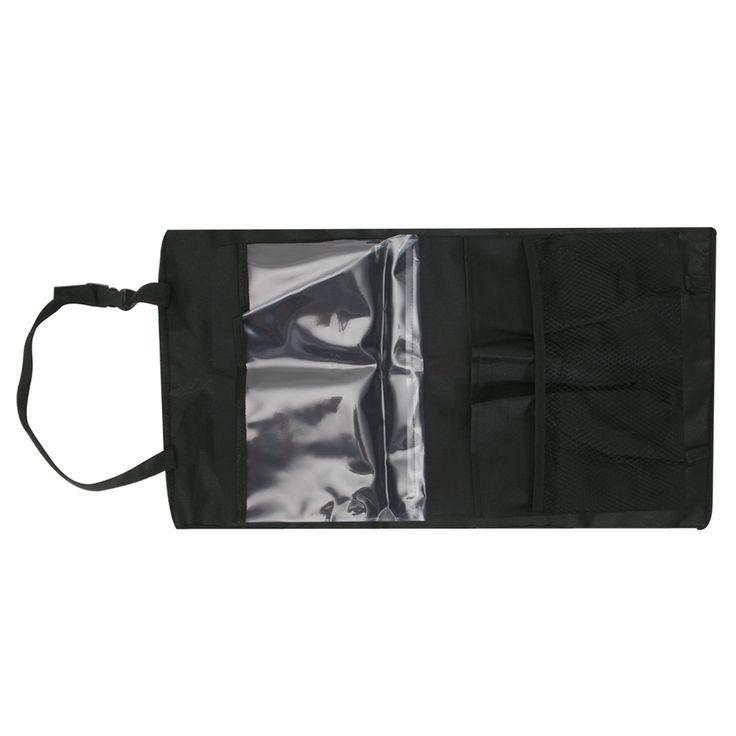 Baby Kids Car Seat iPad Hanging Bag Auto Back Car Seat Organizer Holder Multi-Pocket Travel Storage Hanging