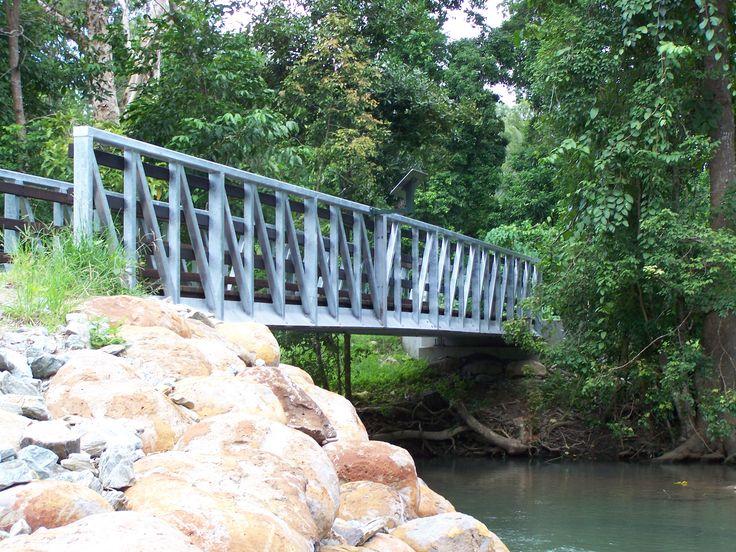 Steel Bridge Construction - Cairns
