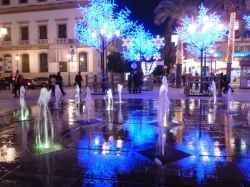 Christmas and New Year in Cordoba, Spain