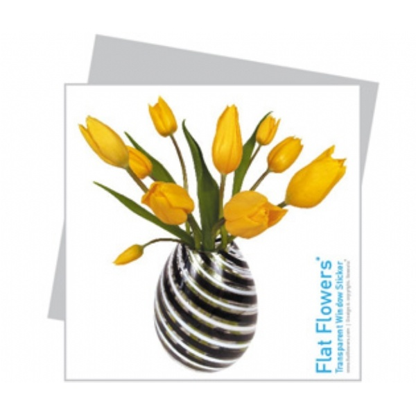 Tulips greating card