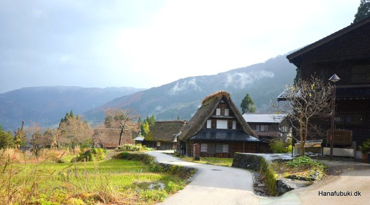 Ainokura village, Japan