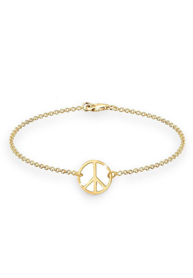 Goldhimmel Armband »Peace 925 Sterling Silber vergoldet« Jetzt bestellen unter: https://mode.ladendirekt.de/damen/schmuck/armbaender/goldarmbaender/?uid=17ae0c6a-a581-560d-8264-cde0e66a87cf&utm_source=pinterest&utm_medium=pin&utm_campaign=boards #schmuck #goldarmbaender #armbaender #armschmuck