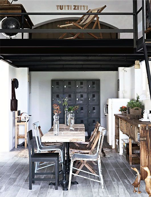 dark & dramatic inspiring interiors just heavenly... / sfgirlbybay