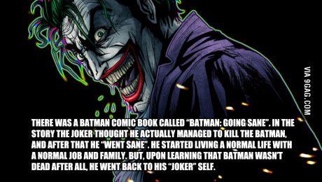 Joker Fact