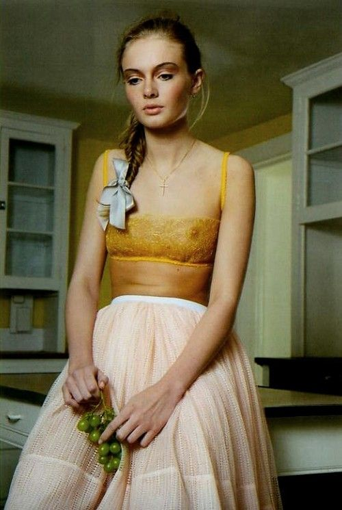 Megan McNierney • Richard Kern • Double Magazine