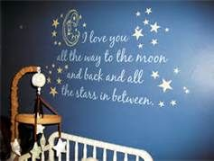 Moon And Stars Nursery Bing Images Theme