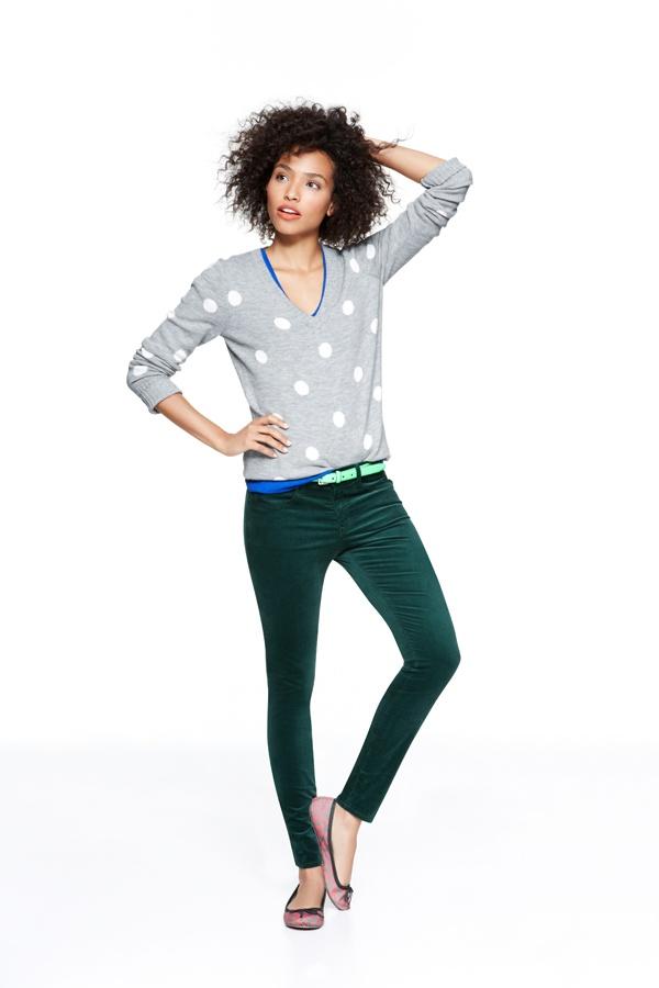 Dot pullover sweater #GapLove