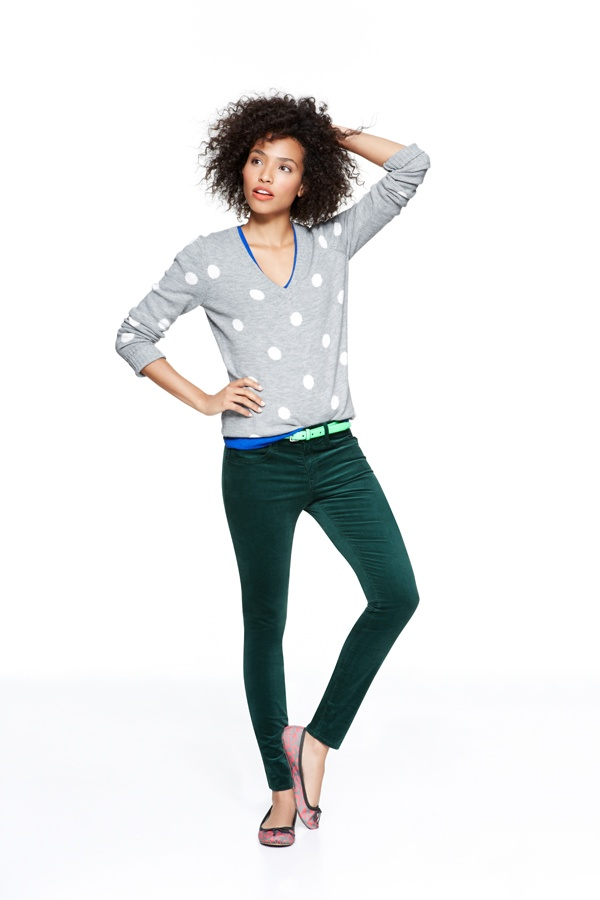 Dot pullover sweater #GapLove