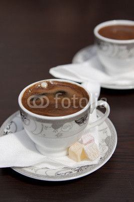 Caffè turco ad Izmir