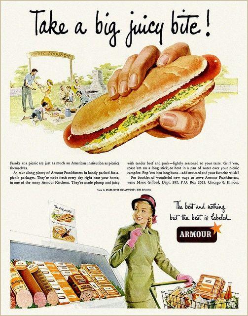 Hot dogs essay