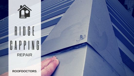 Need Ridge Capping Installation Professionals? Keep In Touch With Roof Doctors