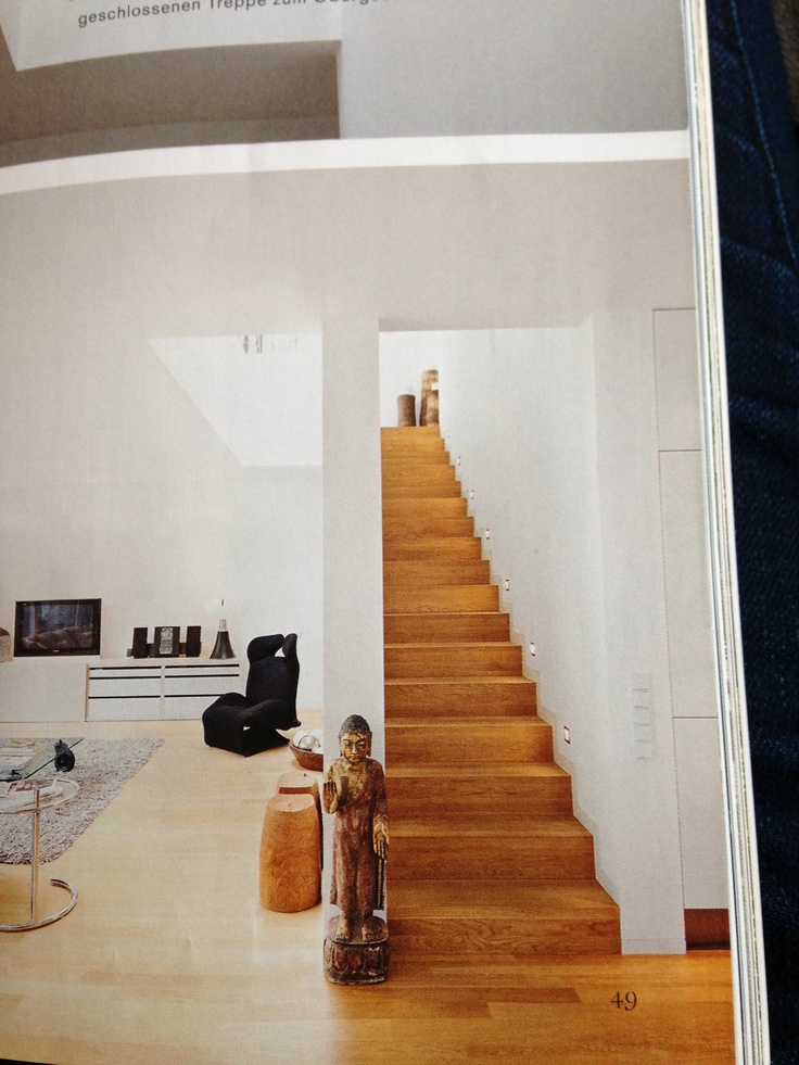 26 best Treppen images on Pinterest Stairs, Architecture and - holz treppe design atmos studio