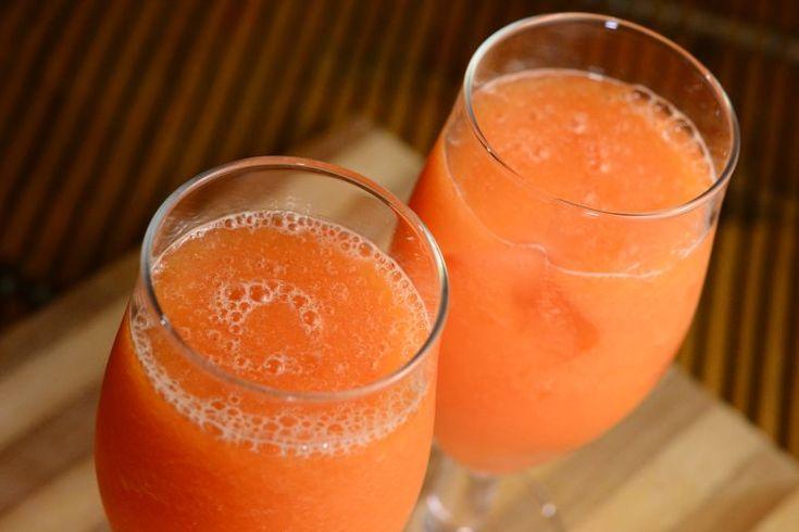 suc de papaya - ficat