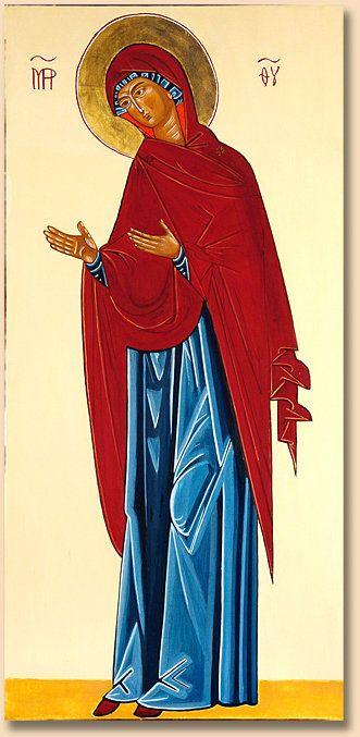La Vierge Deisis