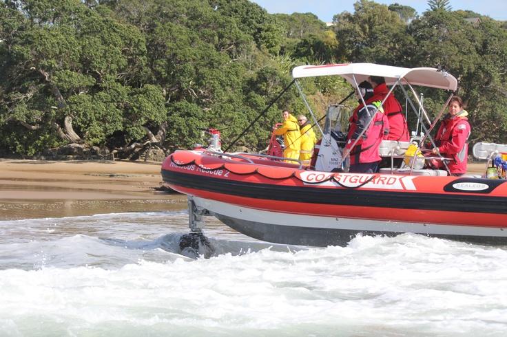 Hibiscus Coast Guard's Sealegs