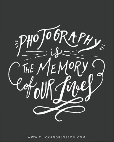 Photography Quote Photography Is The Memory Of Our Lives Adorable Photographer Quotes