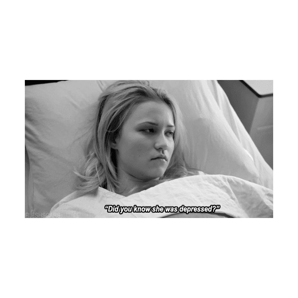 Sad Quotes About Bullying Tumblr: Tumblr Liked On Polyvore
