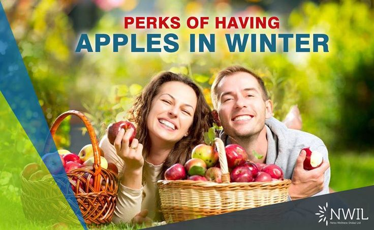 Eat #apples to keep your #immunity strong during the chilly #winter days. Apples are not only helpful in battling #cough but they also keep your blood sugar levels under check. Take your daily dose of apples and save yourself from a trip to the #doctor.