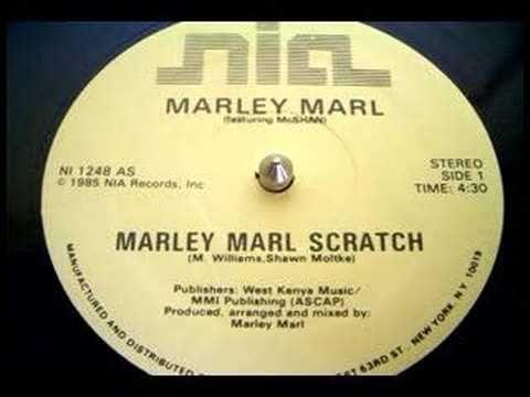 Marley Marl feat. MC Shan - Marley Marl Scratch (+playlist)