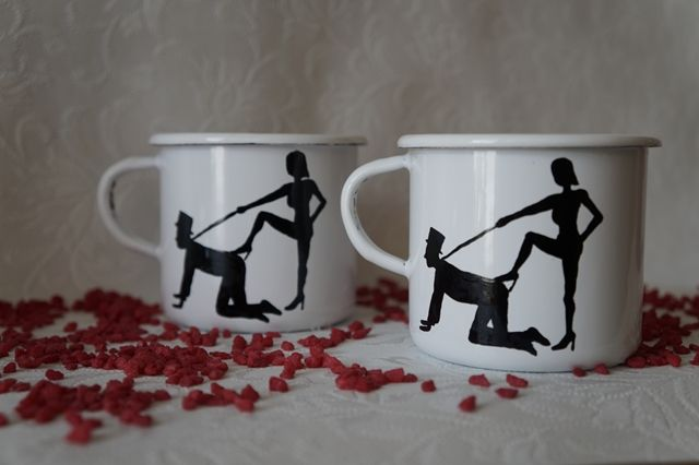 Zeloria - 0,2L . Exclusive hand-painted wedding cups by Juliana Hamajdak. www.malovaneumenie.sk