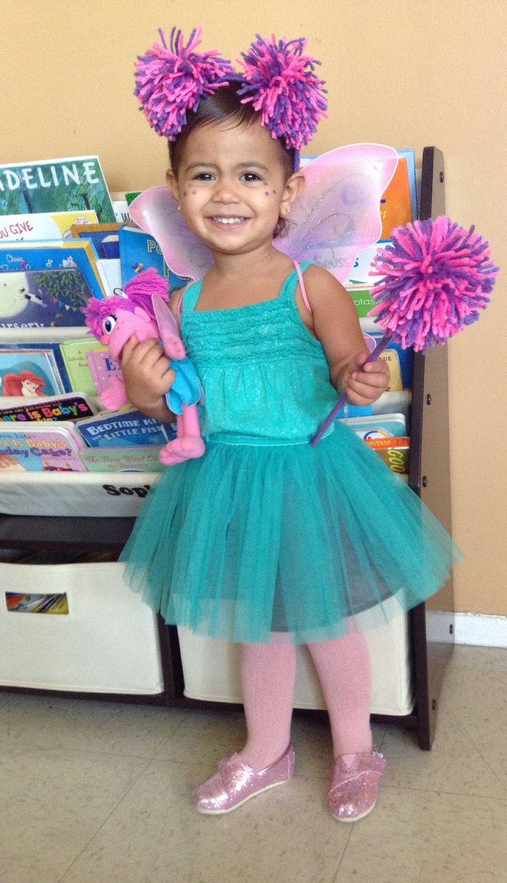 Abby cadabby costume