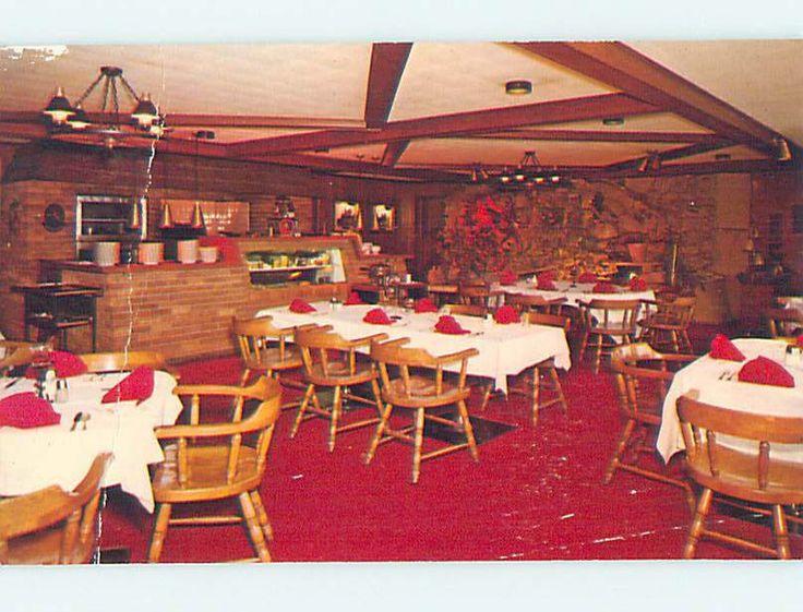 Damaged Pre-1980 SOUTHERN DIPLOMAT RESTAURANT Murfreesboro TN M5448 #Restaurant