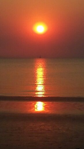 Sunset at Mindil Beach Darwin