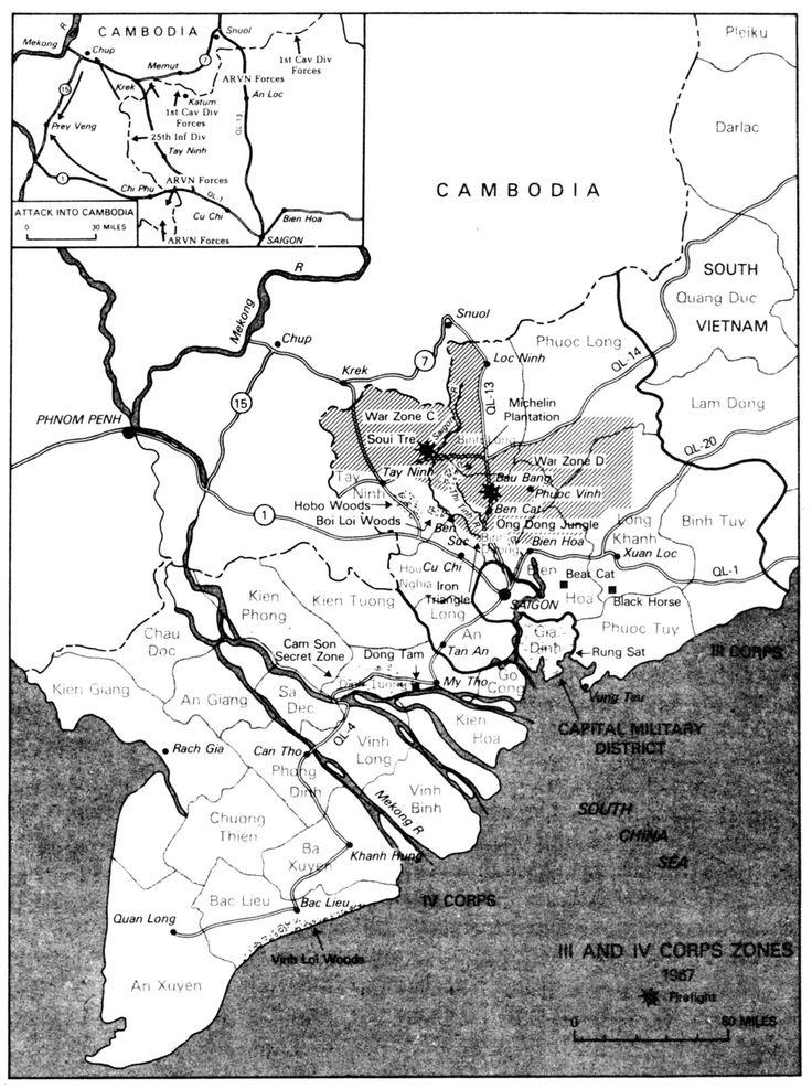 marine corps attack into cambodia 1967 | Stuff that ...