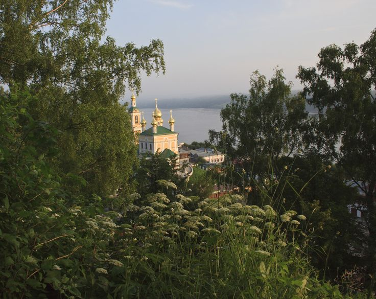 Ples on the Volga