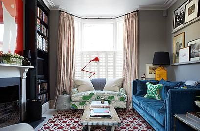 Modern interior design for the classic London terrace house