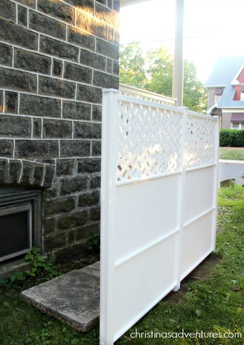 35 best connections freedom outdoor living images on for Living screen fence