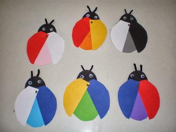 παιχνιδοκαμώματα στου νηπ/γειου τα δρώμενα: χρωματικός κύκλος - αναμειγνύω χρώματα !!!