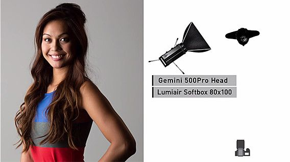 10 DIFFERENT LIGHTING EFFECTS USING JUST ONE SOFTBOX BY JENNIFER BERUBE