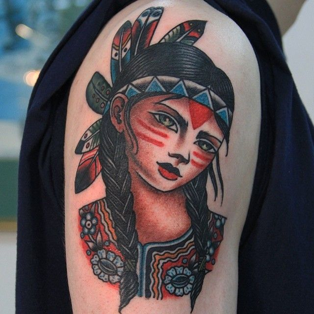 Jaclyn Rehe: 1000+ Ideas About Indian Girl Tattoos On Pinterest