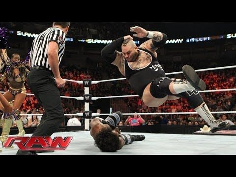 12/9/13 - Xavier Woods vs. Brodus Clay // http://youtu.be/xbfBKys5l5w // #wwe #xavierwoods #brodusclay