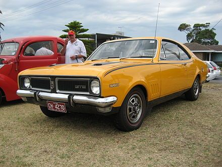 Holden Monaro - Wikipedia, the free encyclopedia