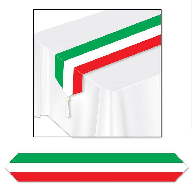 Bella Italia! Italien Party Deko Bella Italia! Italien Party Deko für eines der schönsten und sicherlich auch eines der vielseitigsten Länder in Europa. Wir haben Italien viel zu verdanken... zum Beispiel: das römische Reich, Pizza,...