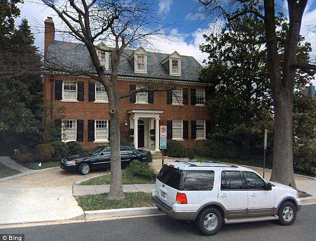 Whitehaven Hillary Clinton 39 S 7 Million Mansion On
