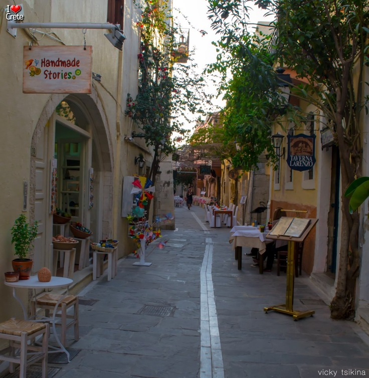 Rethymnon , Crete